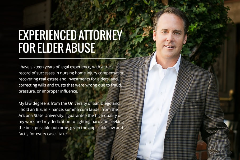California Nursing Home Abuse Lawyer